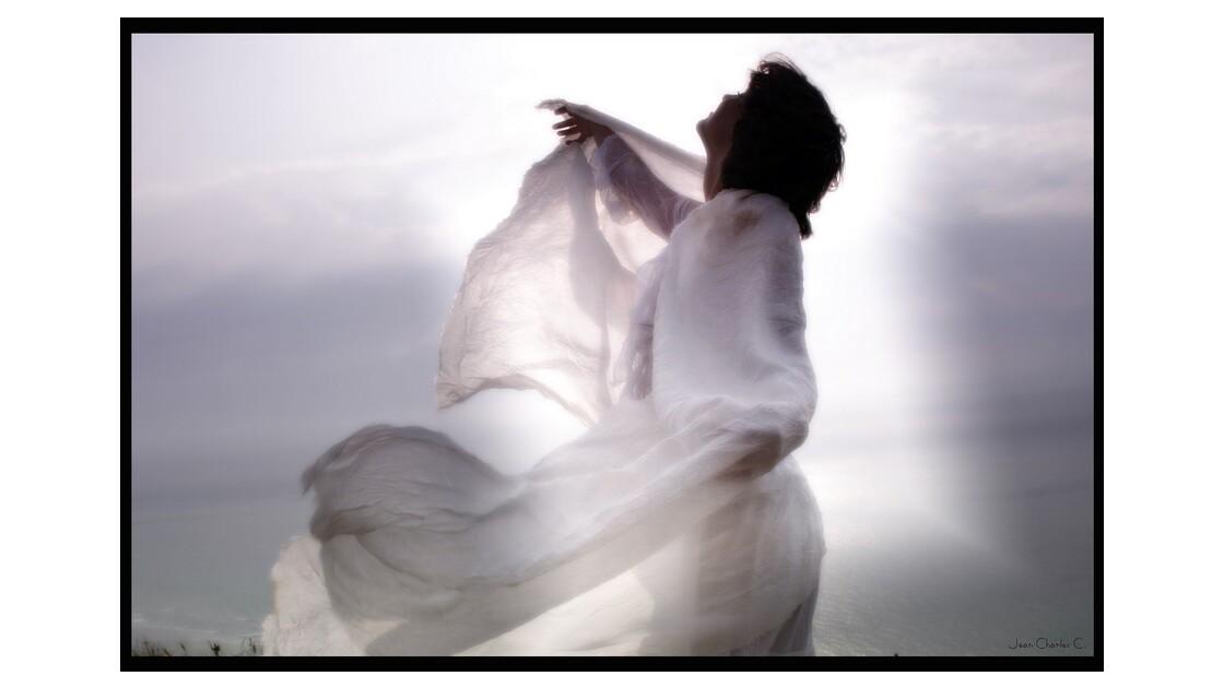 L' Ange 3. ( Cap Blanc Nez )