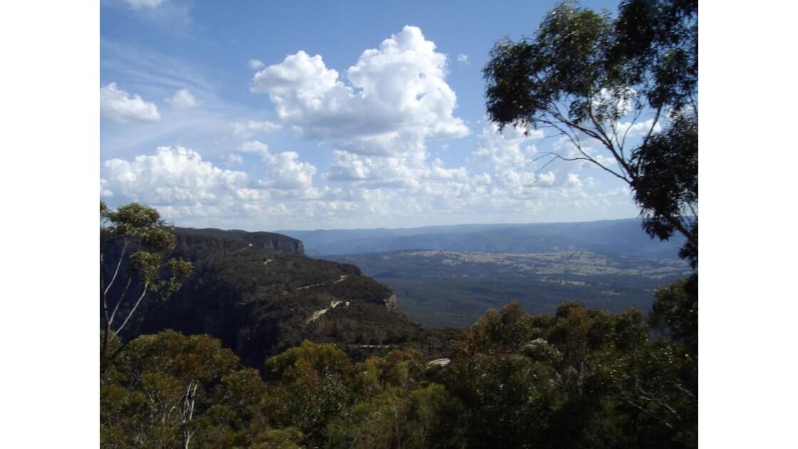 Blue Mountains, Australie.