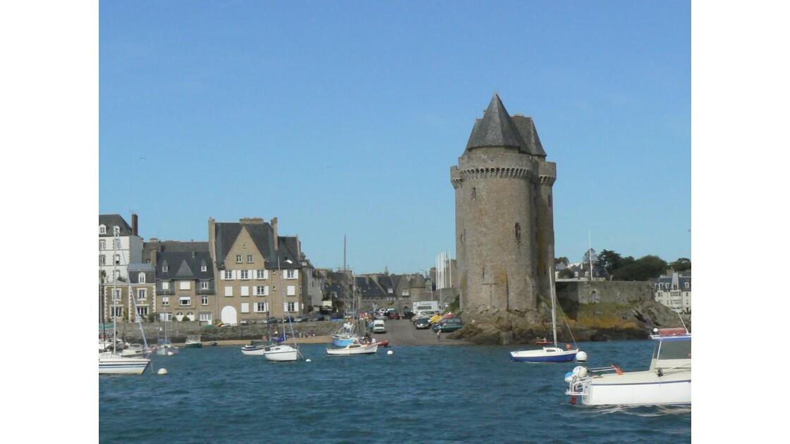 la tour solidor et son port