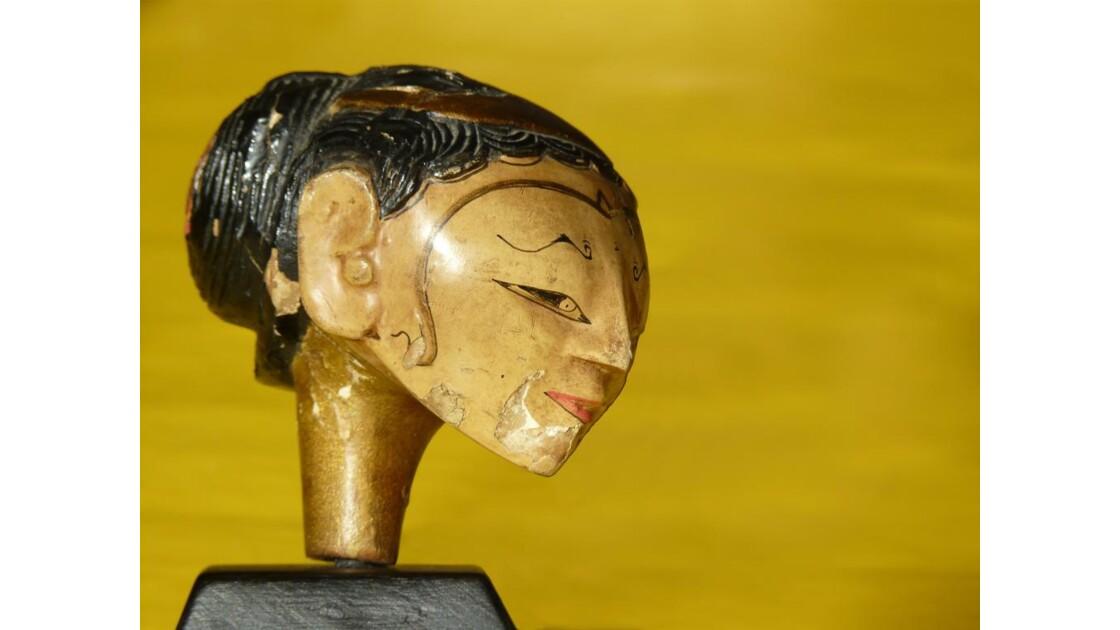 tête de marionnette