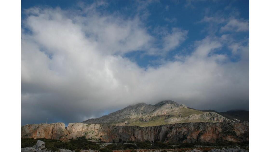 falaise de Salinella