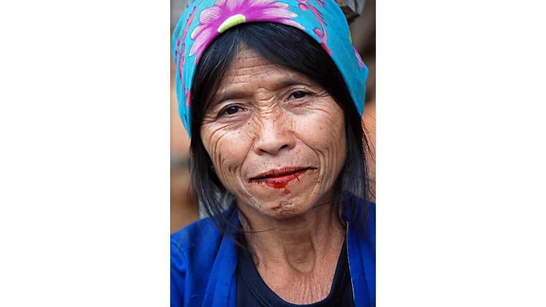 Femme du Laos