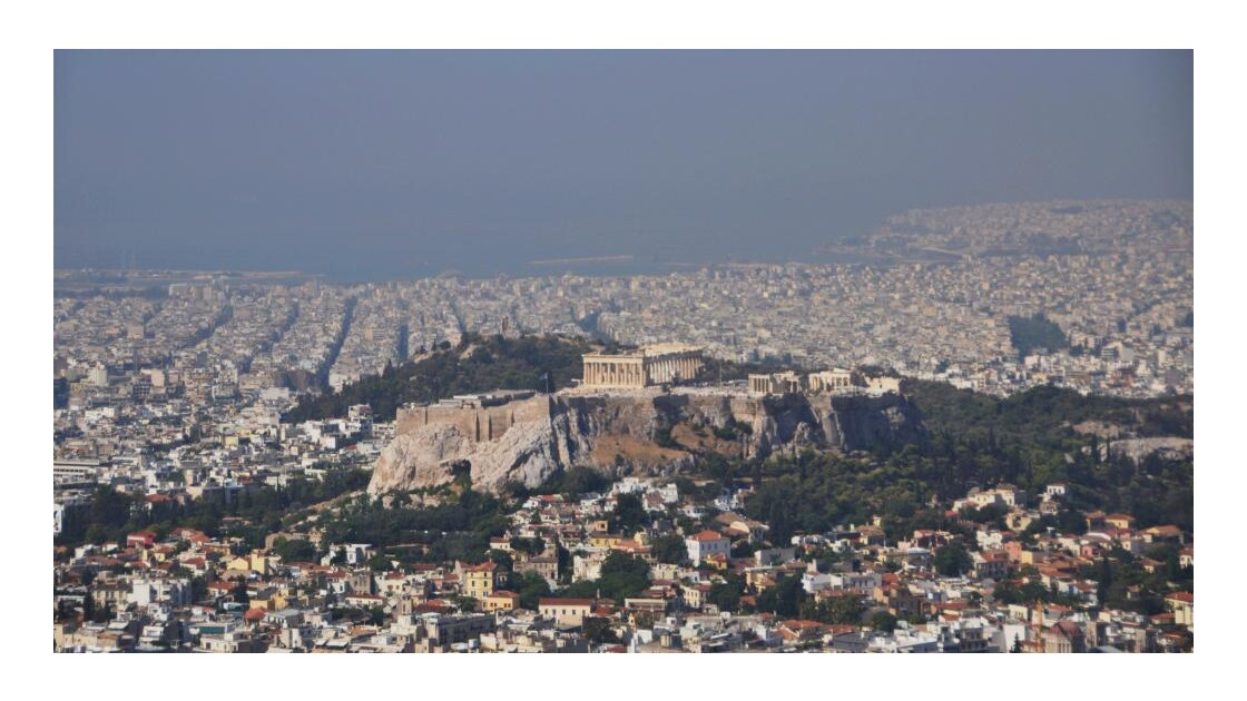Athènes tentaculaire