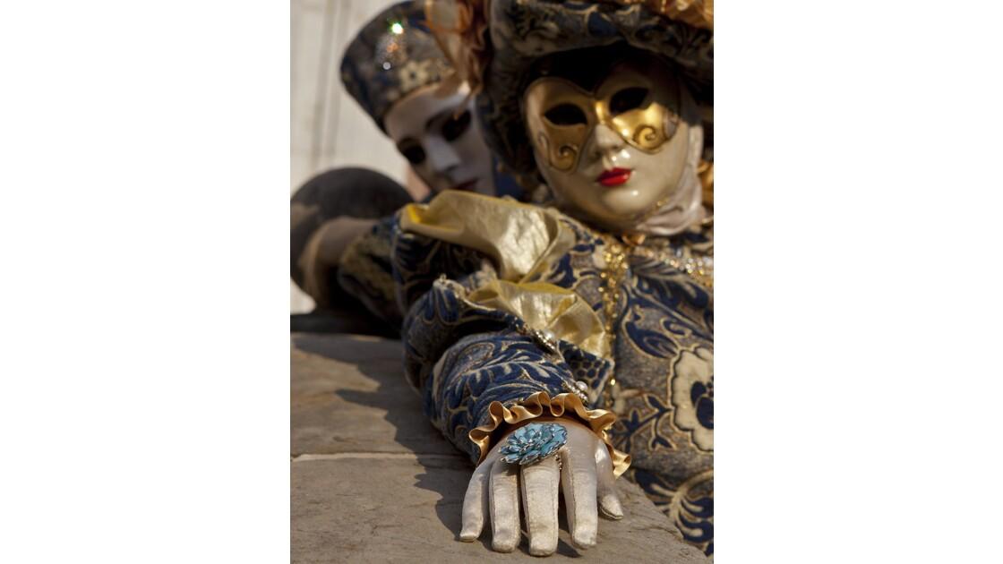 Carnaval vénitien d'Annecy 2012