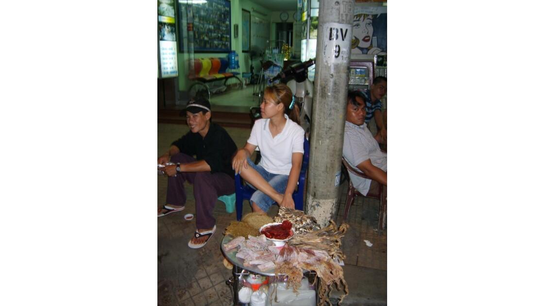 """Saïgon quartier """"routard"""""""