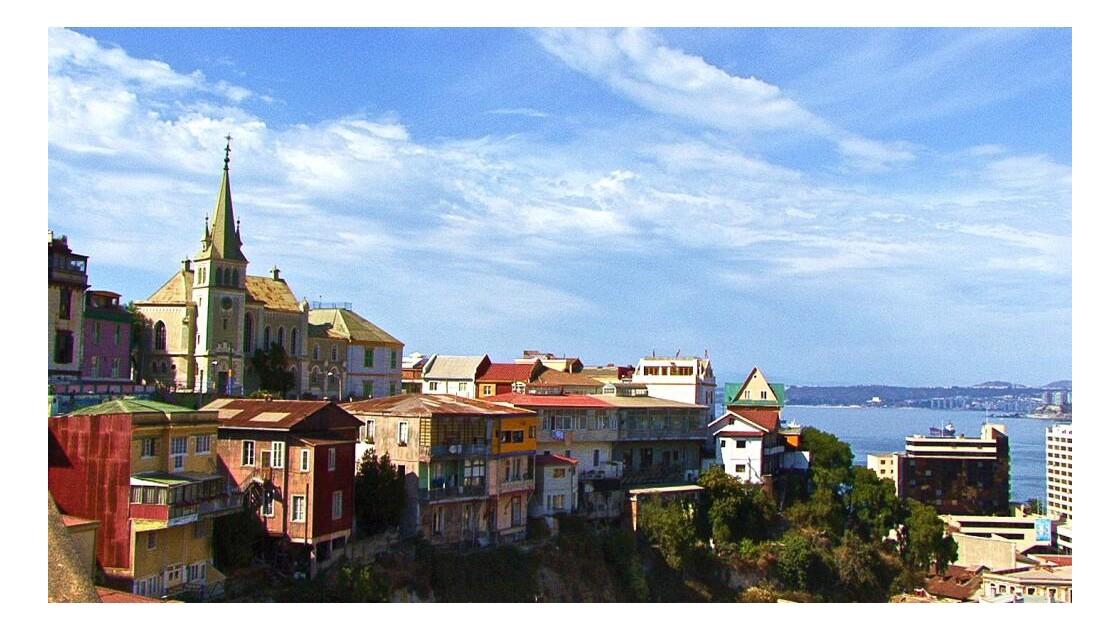 Chili, Valparaiso , catholicisme.