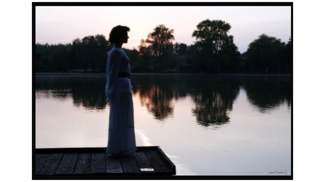 La Dame du Lac ( mer de Flines )