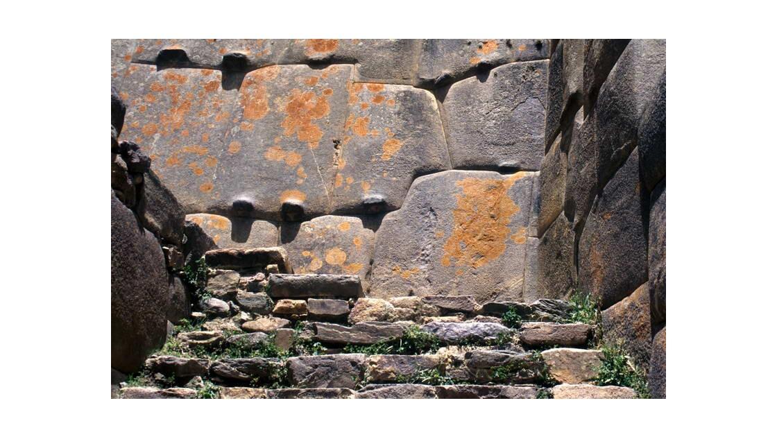 Maçonnerie Inca
