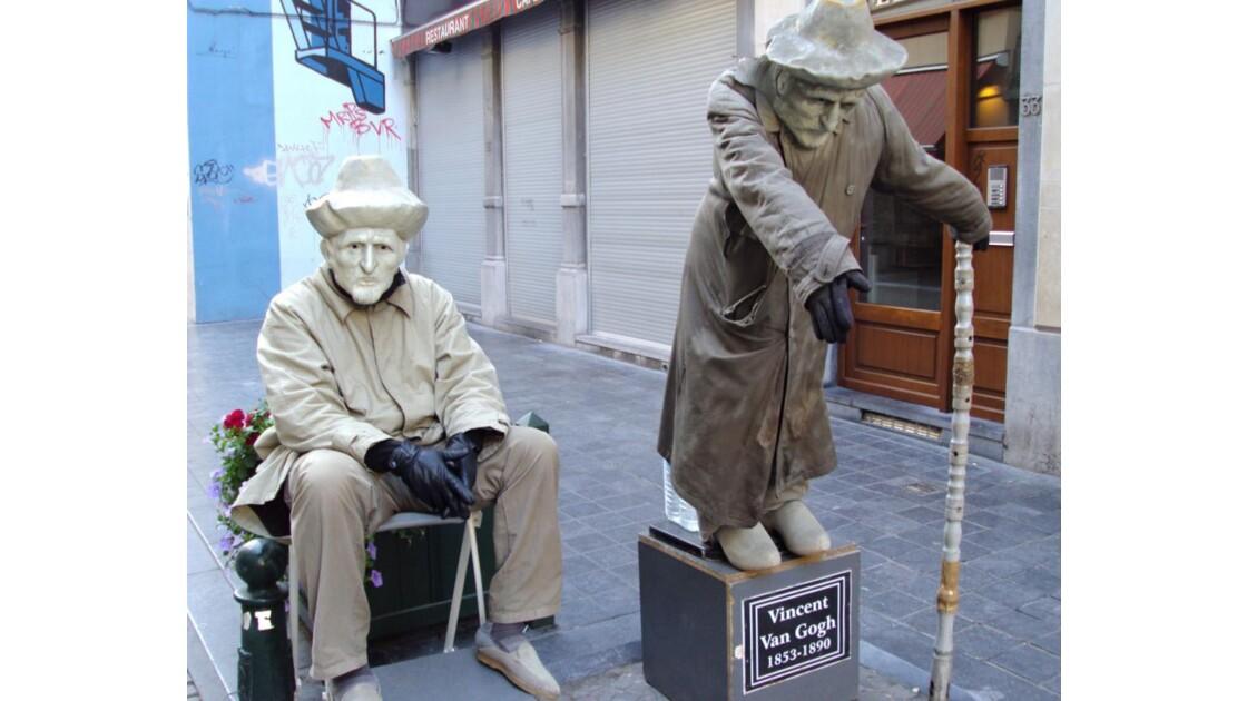 Vincent et Théo ... on the road again
