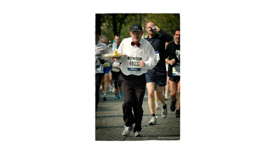 Marathon de Paris 2009