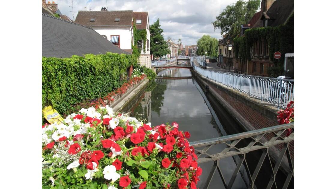 Amiens et ses quais