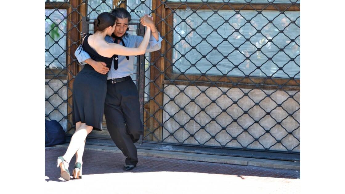 Tango père et fille
