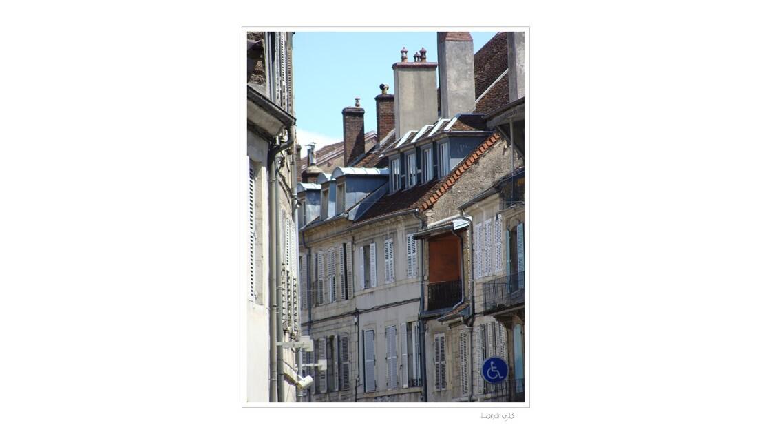 Lons le Saunier-rue