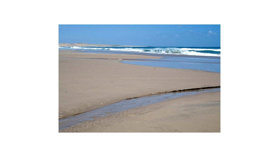 Beach - Cabo Polonio