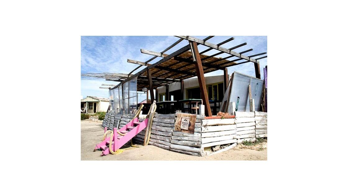 Restaurant - Cabo Polonio