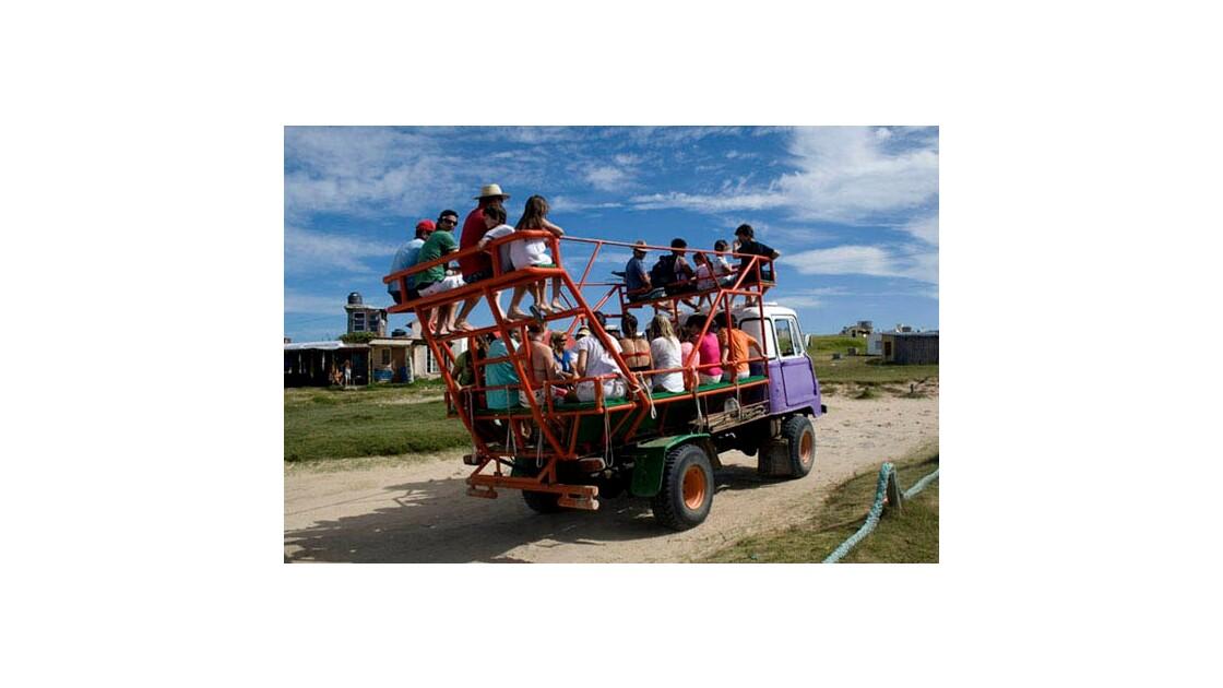 Monstertruck - Cabo Polonio