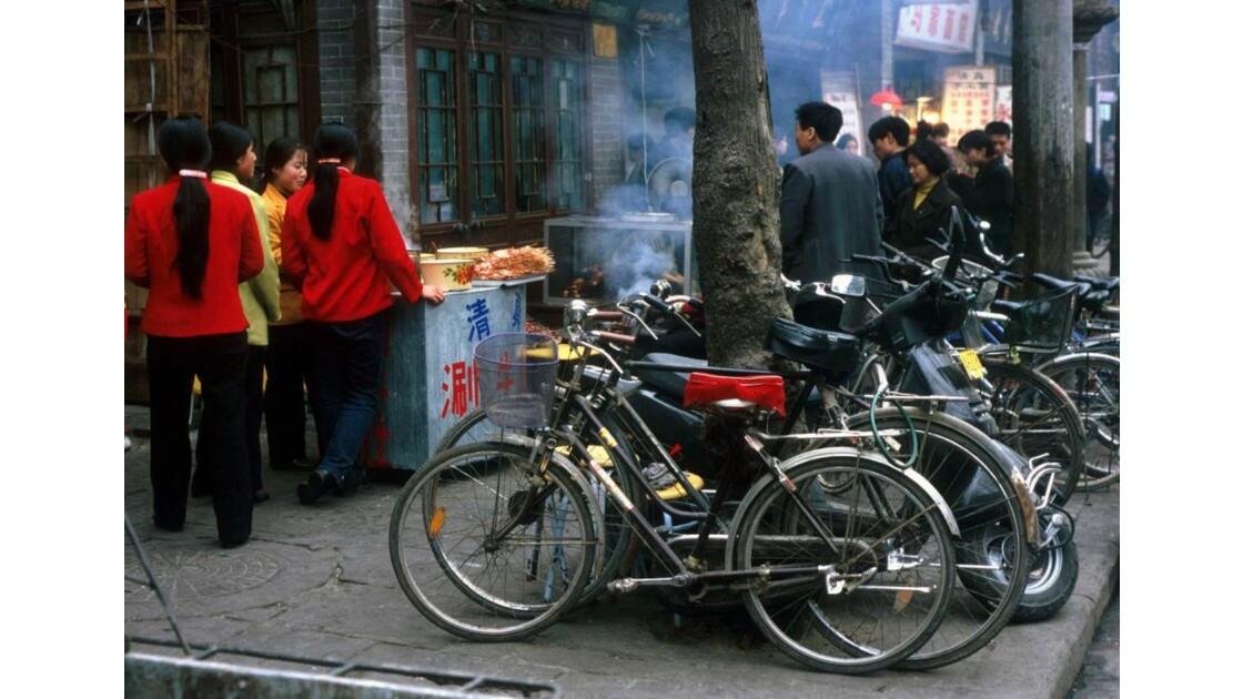 Xian-Quartier musulman 6