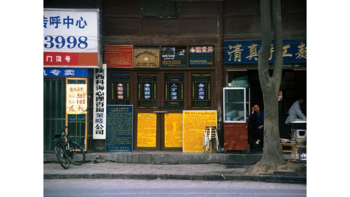 Xian-Quartier musulman 8