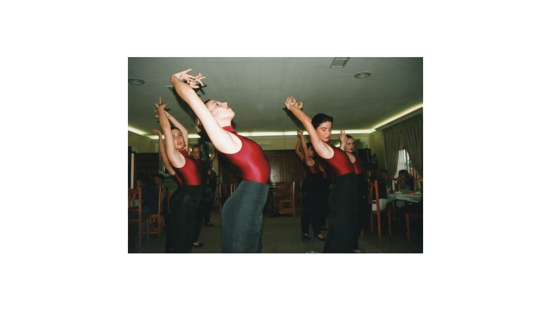 Cambrure flamenca