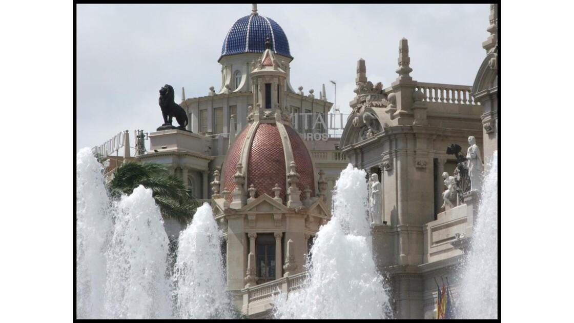 Valencia, casco historico