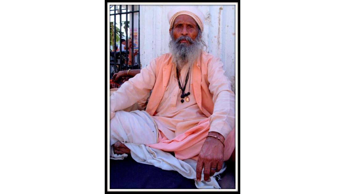 Penjab - Dans les rues d'Amritsar