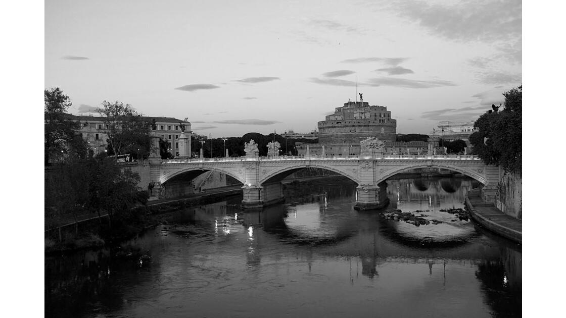 Rome, chateau San Angelo