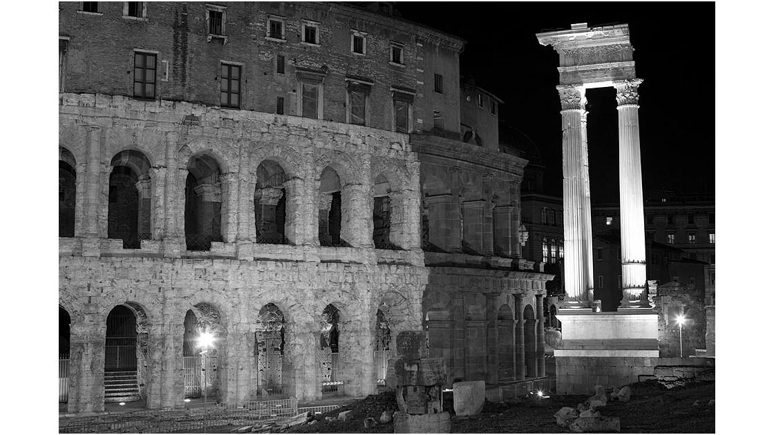 Rome, théatre Marcello