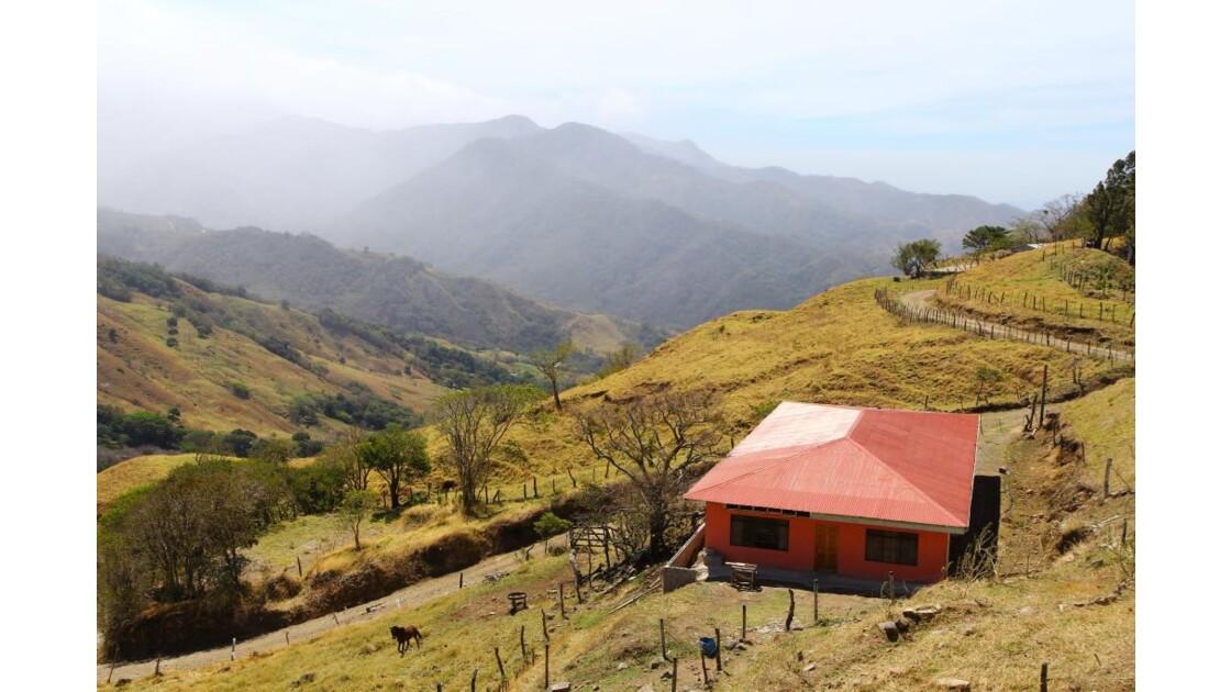 Près de Monteverde, côté Pacifique