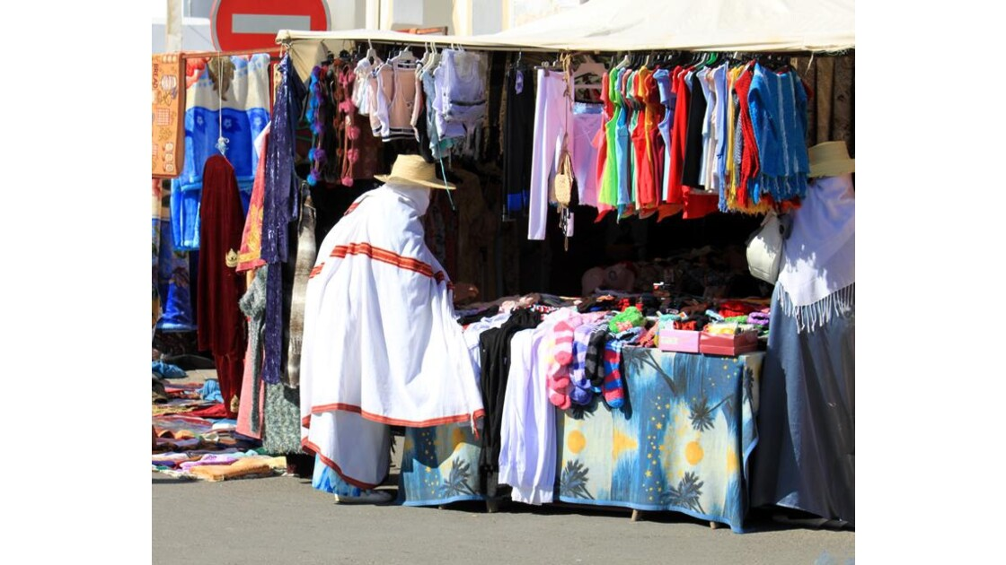 marché textile en Tunisie 1