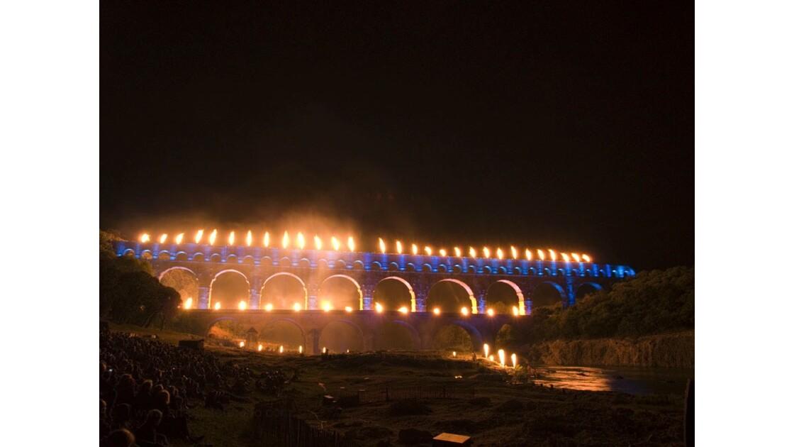 Pont du Gard - Nocturne LUX 2