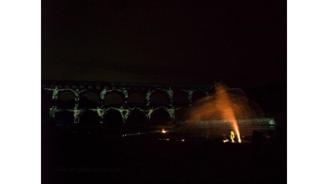 Pont du Gard - Nocturne LUX 13