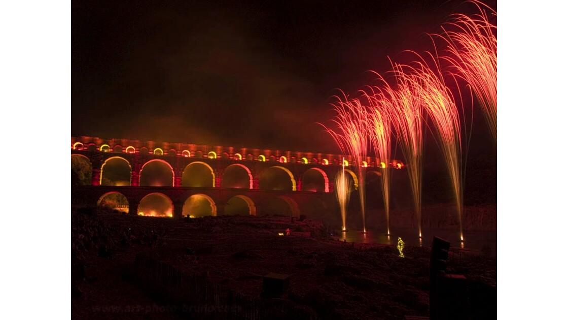 Pont du Gard - Nocturne LUX 19