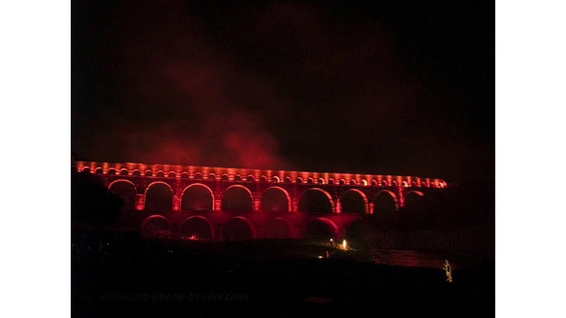 Pont du Gard - Nocturne LUX 21
