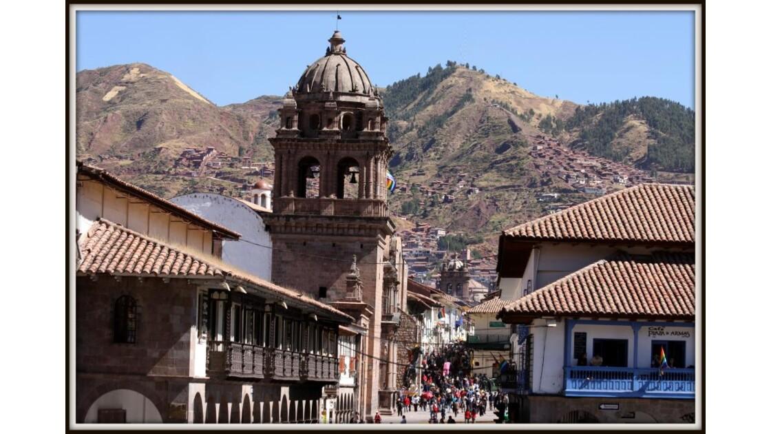 Cusco en fête