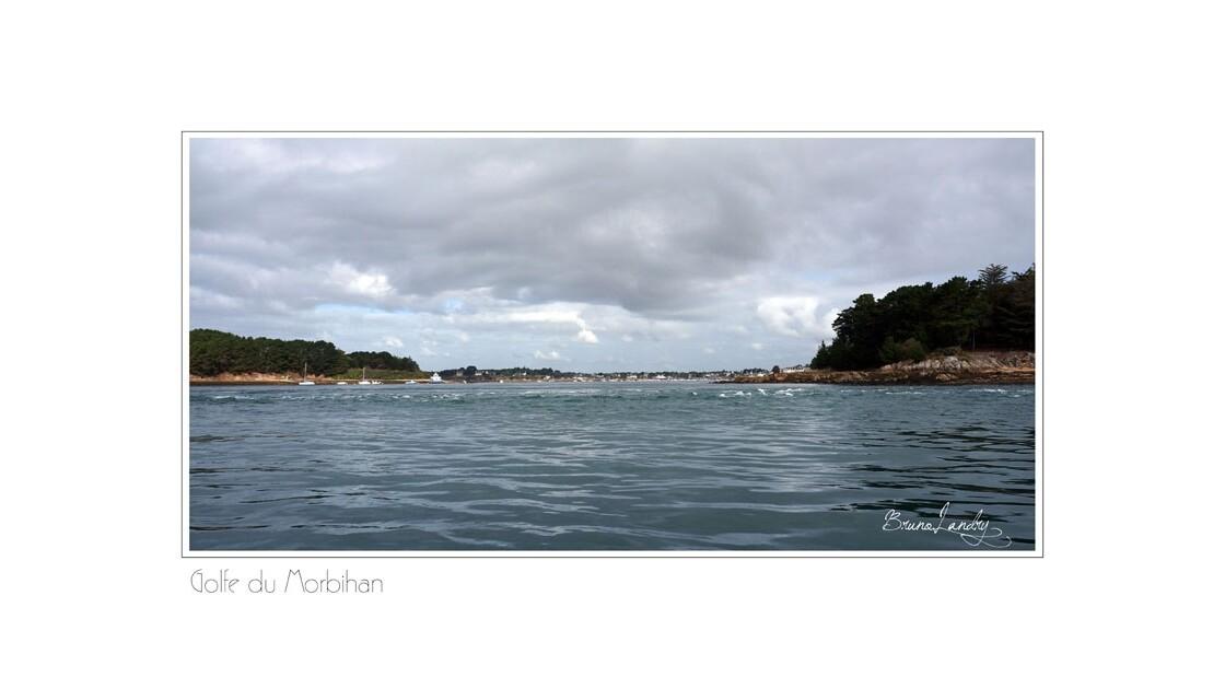 Le golfe du Morbihan une petite mer