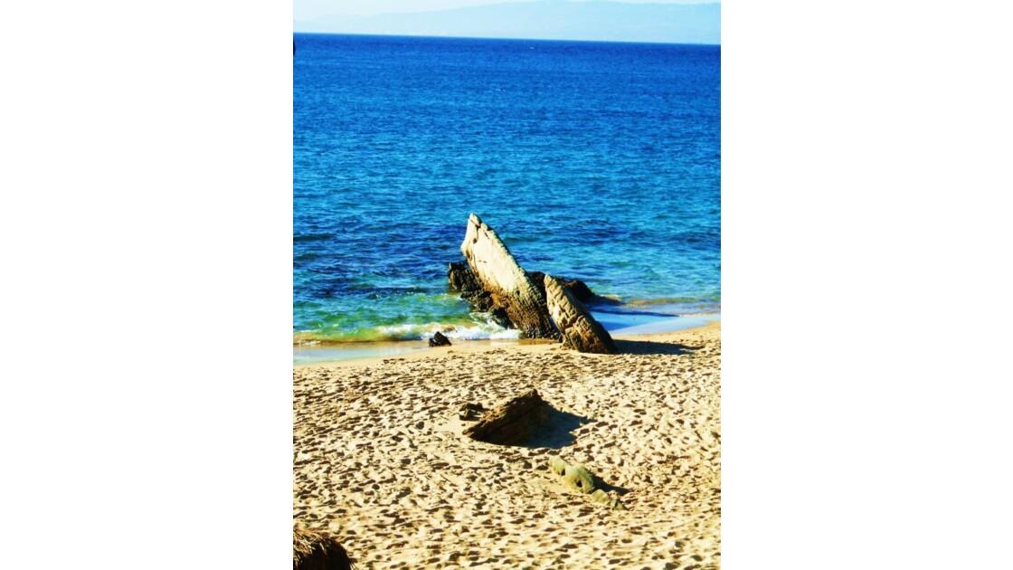 plage de Zahara : Maroc