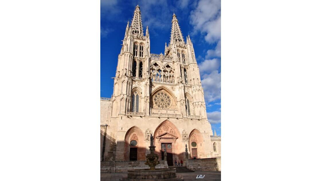 Burgos. La Cathédrale.
