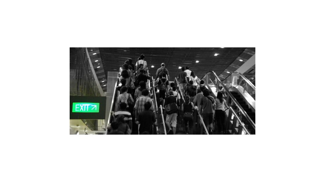 Exit - Singapour