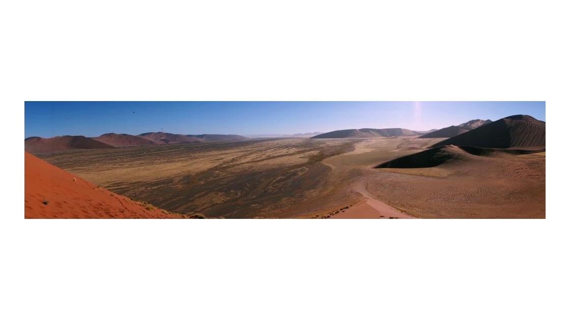 panorama - Namib