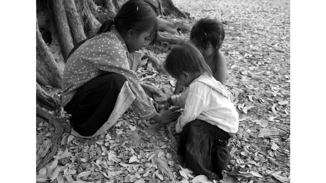 Enfants du temple