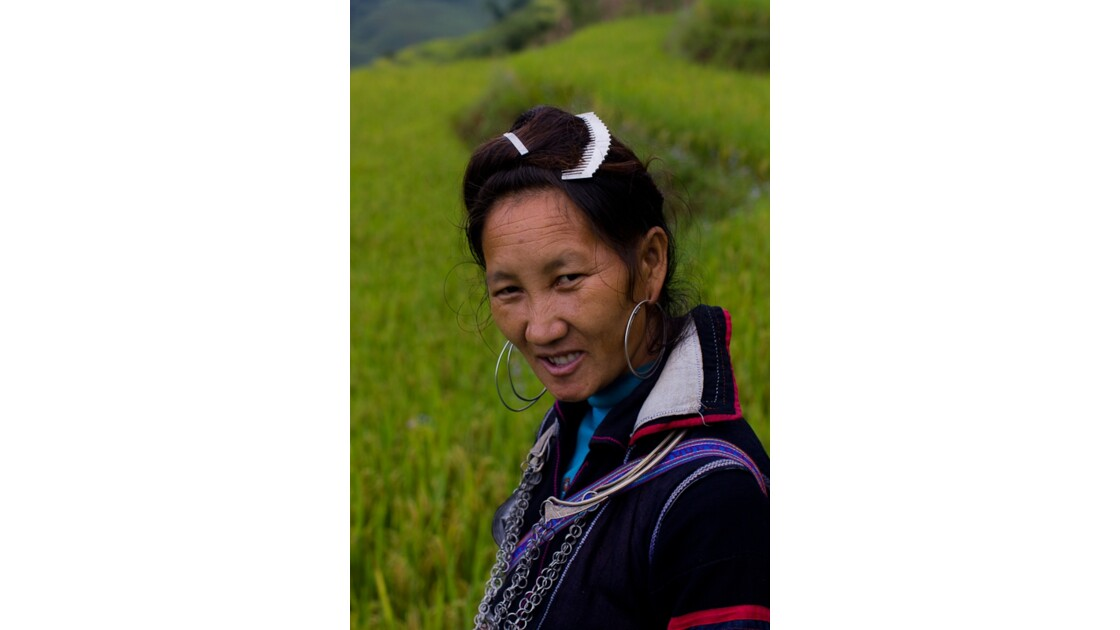 Ethnie Hmong au nord Vietnam