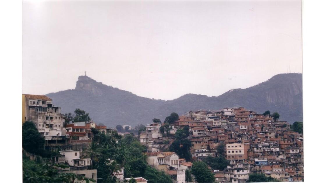 bresil favelas