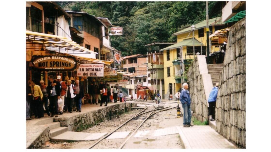 Machu Pichu 3 ville
