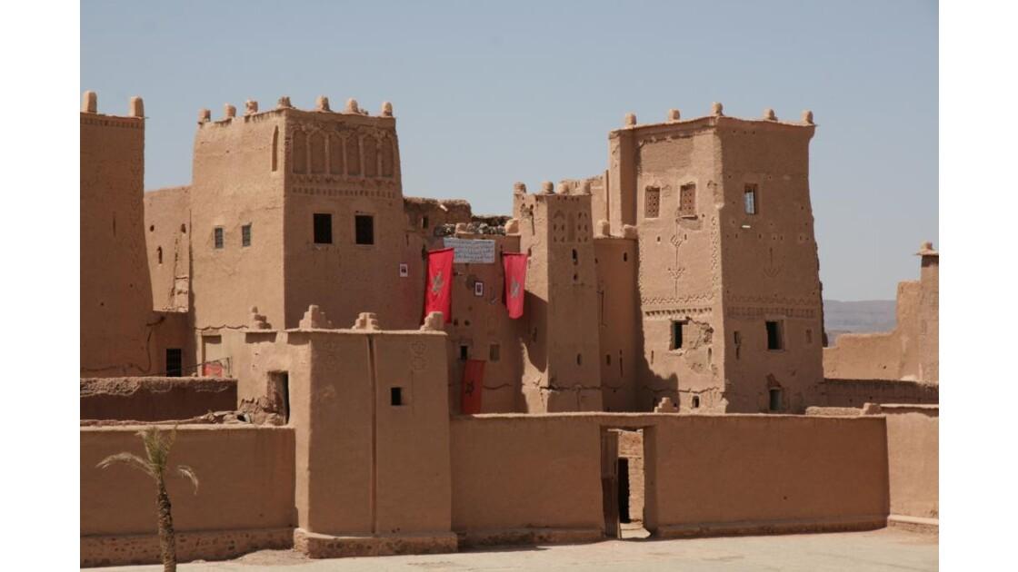 Maroc Kasbah Ouarzazate