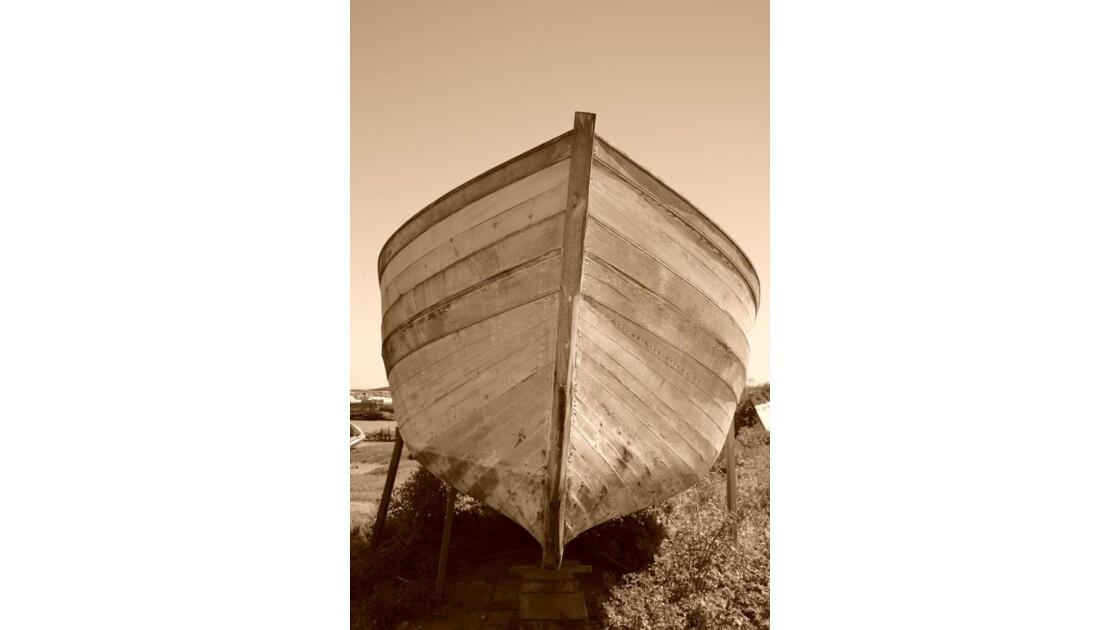 Cimetière des bateaux 4 - Noirmoutier