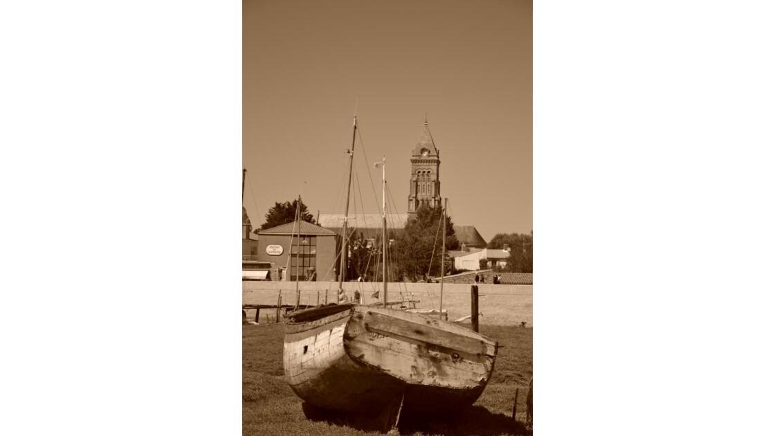Cimetière des bateaux 2 - Noirmoutier