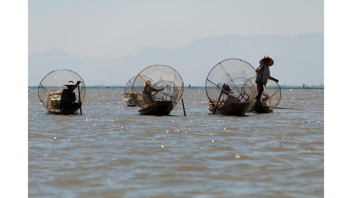 Pêcheurs du lac Inlé
