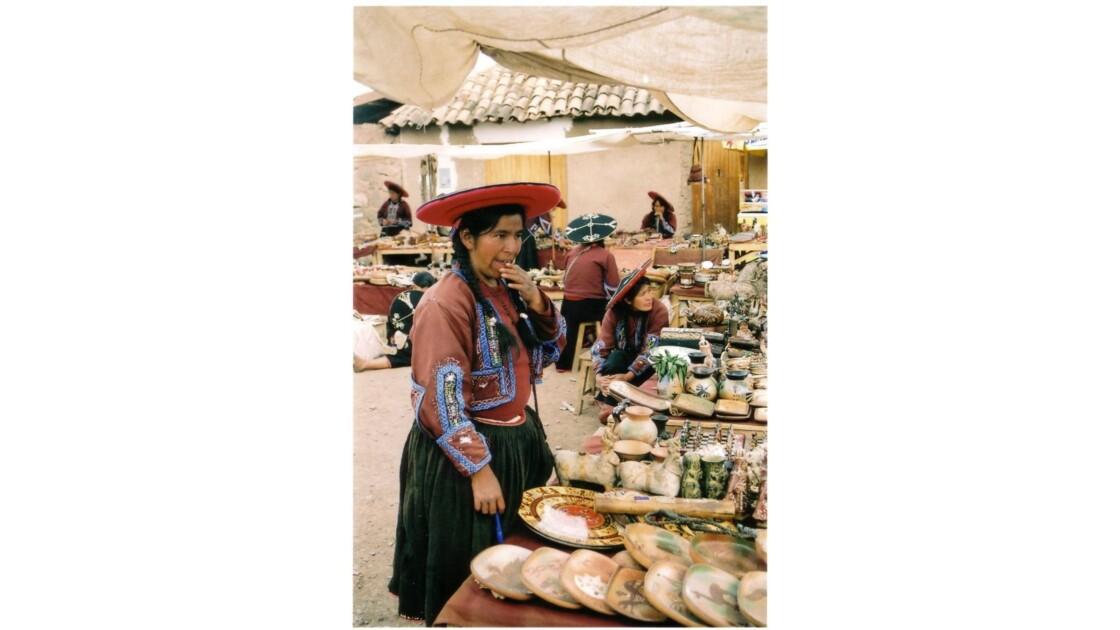 peruvienne folklore