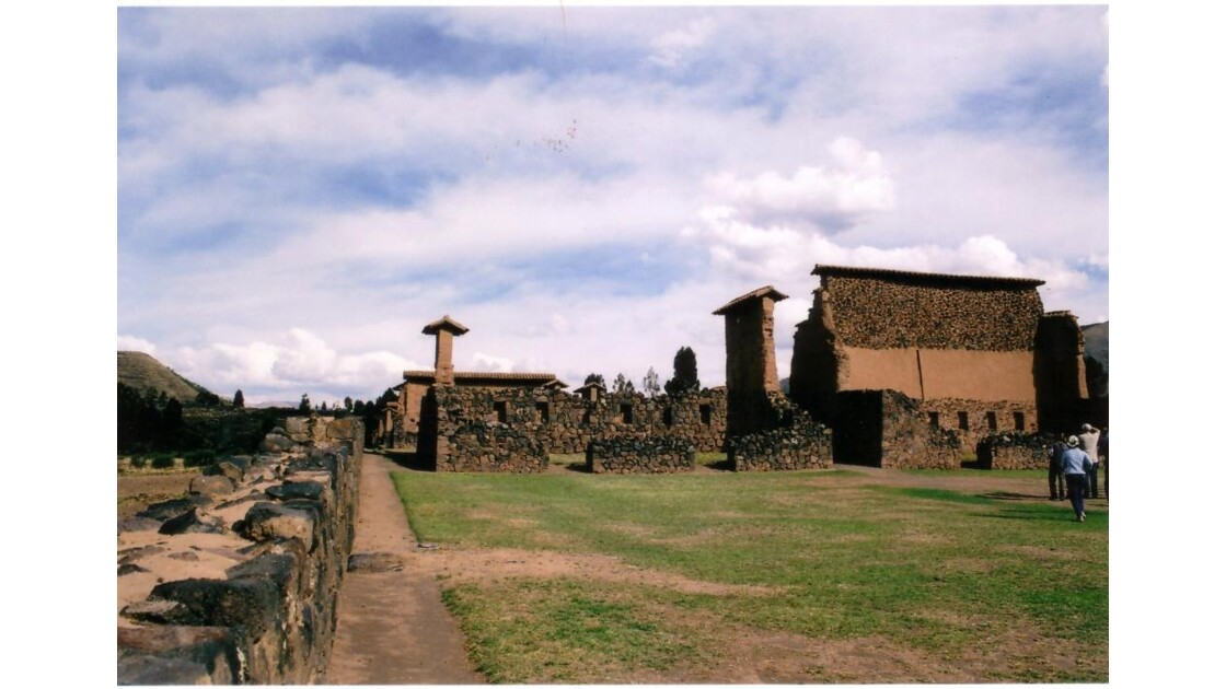 temple wiracocha