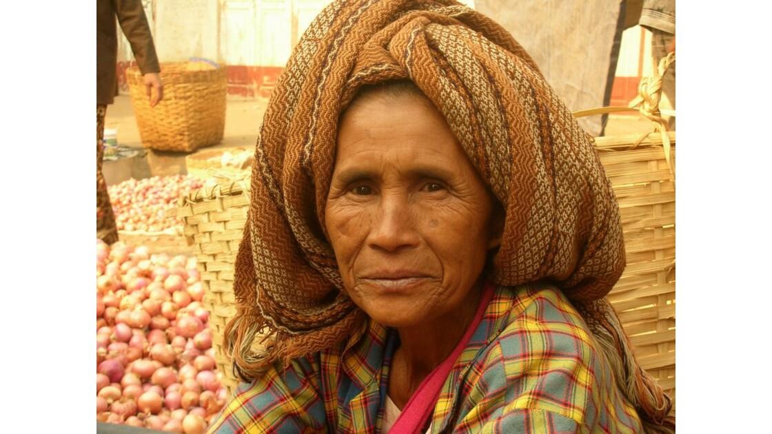Marchés birmans 2